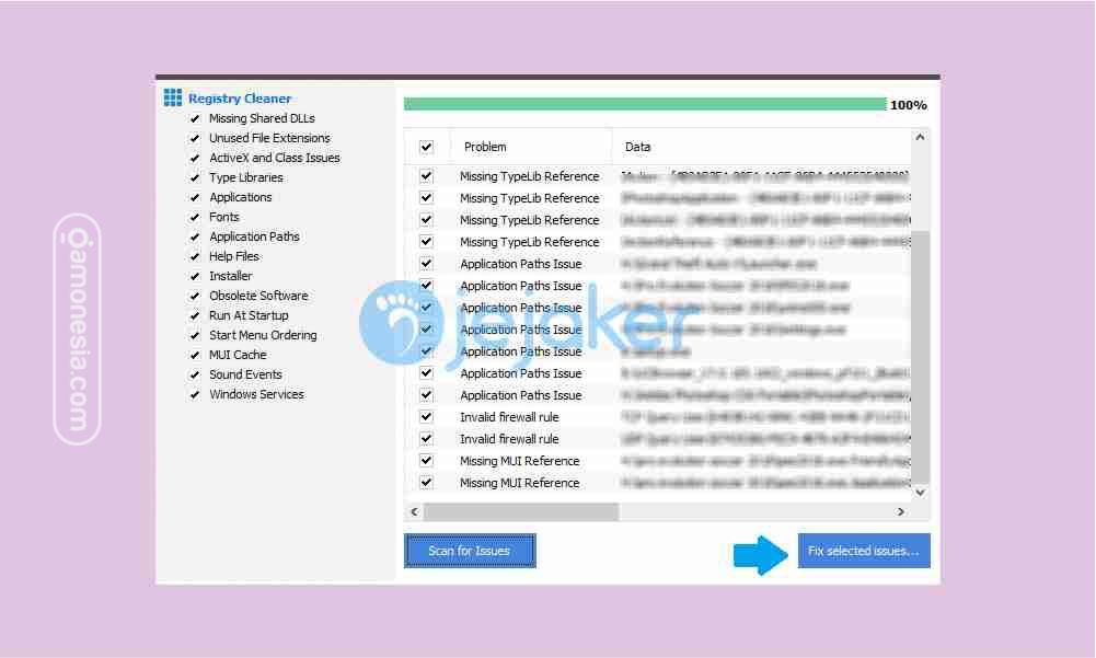 cara membersihkan temporary file windows