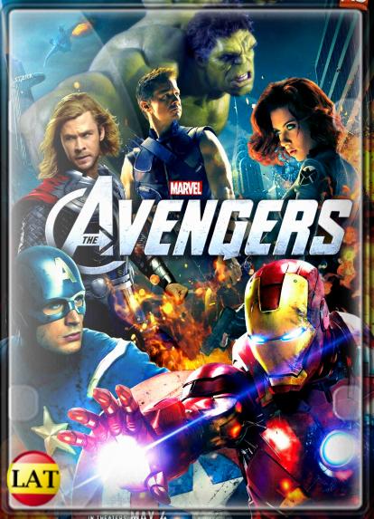 Los Vengadores (2012) DVDRIP LATINO
