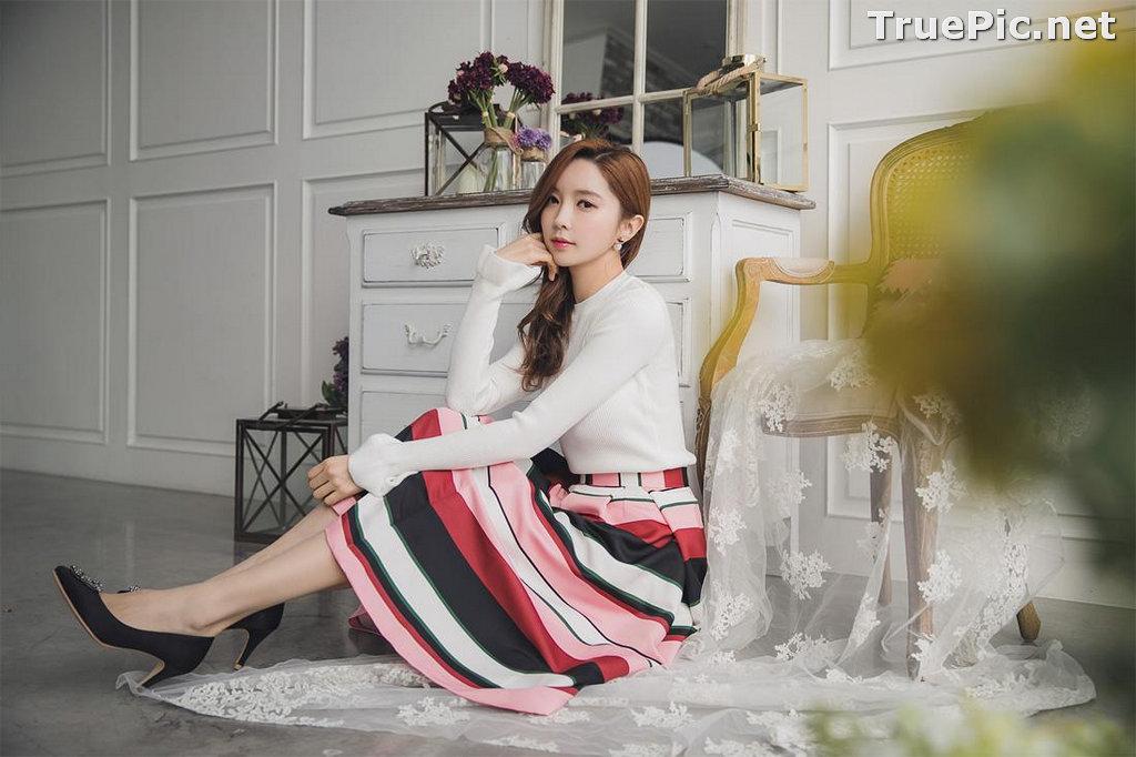 Image Korean Beautiful Model – Park Soo Yeon – Fashion Photography #8 - TruePic.net - Picture-9