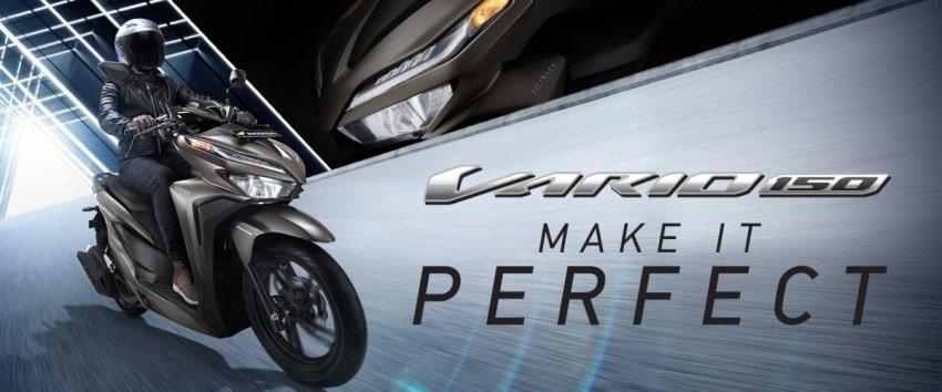 Promo Kredit Harga HONDA VARIO 150 ESP EXCLUSIVE Dealer Honda Sejahtera Mulia Cirebon