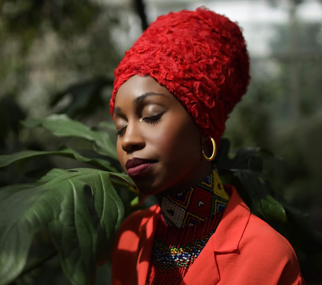 Love and Liberation Jazzmeia Horn Blog La Muzic de Lady