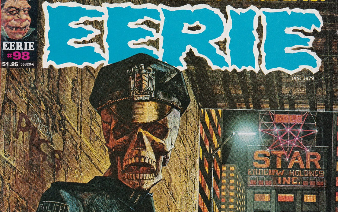 Eerie #98 - January 1979 - Warren Magazine