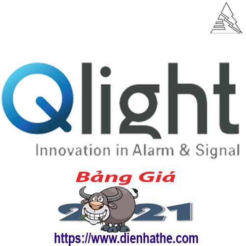 Bảng Giá Thiết Bị Điện Q-light 2021