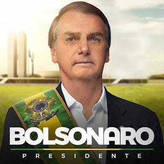 Jair Messias Bolsonaro presidente eleito do Brasil