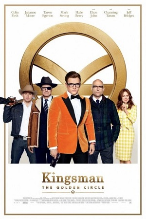 Jadwal KINGSMAN: THE GOLDEN CIRCLE di Bioskop