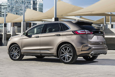 2019 Ford Edge titanium Review, Specs, Price