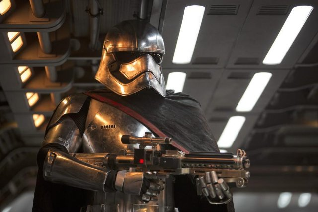 facts and trivia about Captain Phasma