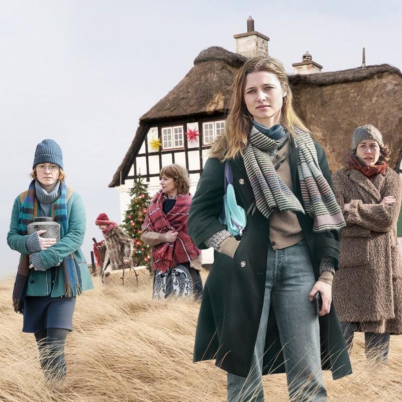 Segredos de Natal série alemã da Netflix