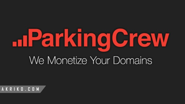 Cara Parkir Domain di Parkingcrew.com