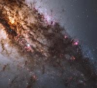 Galaxy Centaurus A