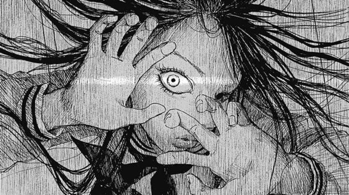 Mushihime manga - Yuu Satomi y Masaya Hokazono