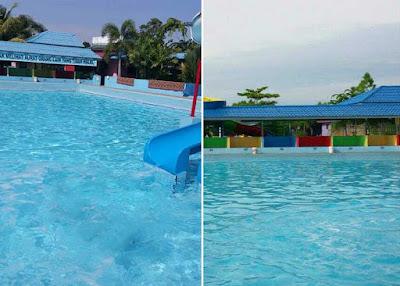kolam renang istiqlal