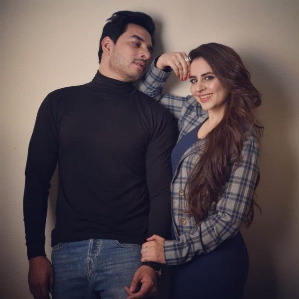 Fatima Effendi and Kanwar Arsalan Latest Pictures