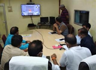 सीएम योगी ने जौनपुर के लिए खोला खजाना, 9169.09 लाख की 44 परियोजनाओं का शिलान्यास | #NayaSaberaNetwork