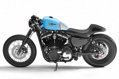 Harley Davidson 883 độ Cafe Racer