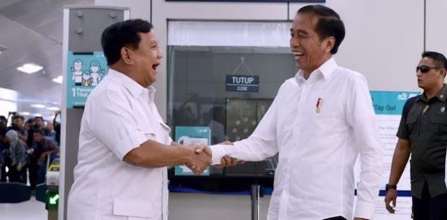 17 Oktober, Prabowo Tentukan Sikap Oposisi Atau Koalisi Jokowi