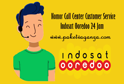Nomor Call Center Customer Service Indosat Ooredoo 24 Jam Terbaru 2018