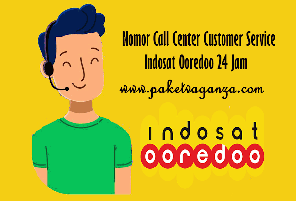 Nomor Call Center Customer Service Indosat Ooredoo 24 Jam Terbaru 2019