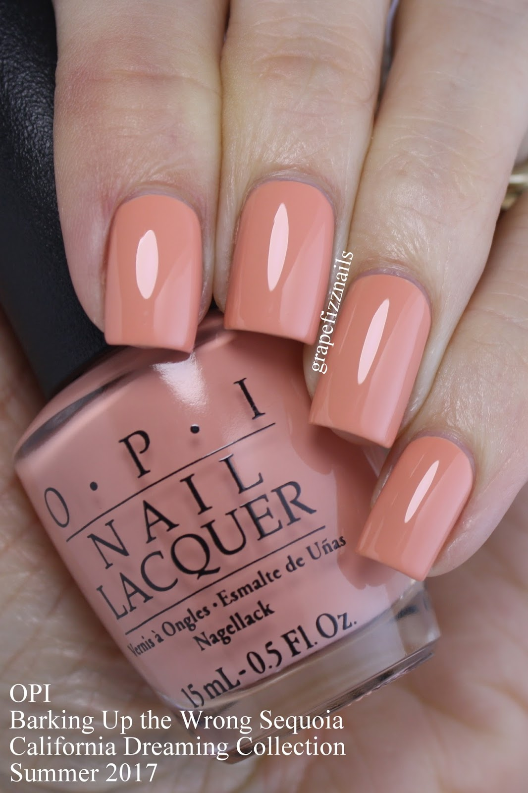 Grape Fizz Nails New Opi California Dreaming Collection For Summer 2017