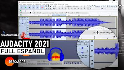 descargar audacity 2021
