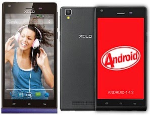 XOLO Opus HD, Android v4.4.2 KitKat, 8 MP Primary Camera, 1 GB RAM for Rs.6869 Only @ ebay (Lowest Price Deal)