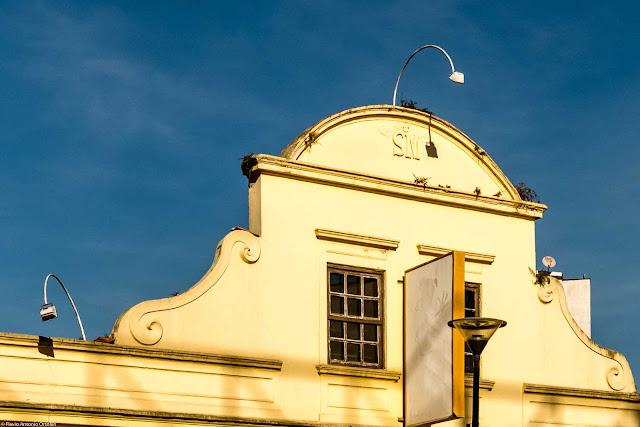 Casa na Avenida Bispo Dom José - detalhe