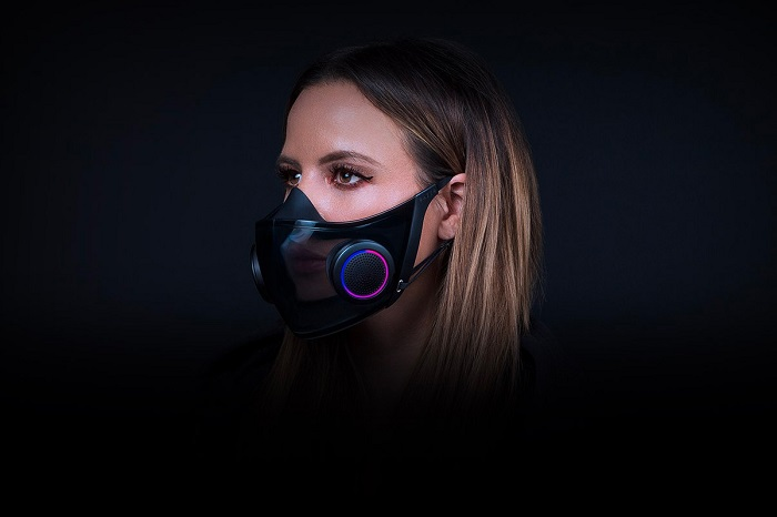 Razer Project Mask is a Surgical N95 Respirator with Active Ventilation