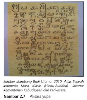 Prasasti Yupa Sebagai Sumber Sejarah Kerajaan Kutai
