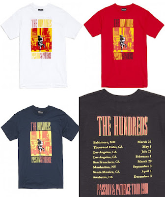 "Guns N' Roses Use Your Illusion I Inspired ""Rosey"" T-Shirt by The Hundreds"