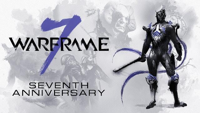 Warframe celebró su 7º aniversario con eventos especiales