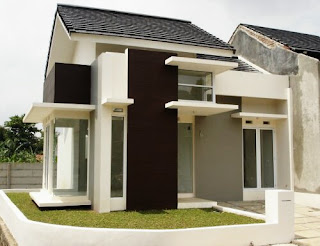The latest House design Minimalist Hook 2 floors