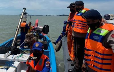 Speed Boat Dihantam Badai, Pencarian Korban Masih Berlangsung
