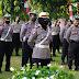 Apel Gelar Pasukan Dalam Rangka Operasi Patuh Candi 2020 Selama 14 Hari di Halaman Mapolres