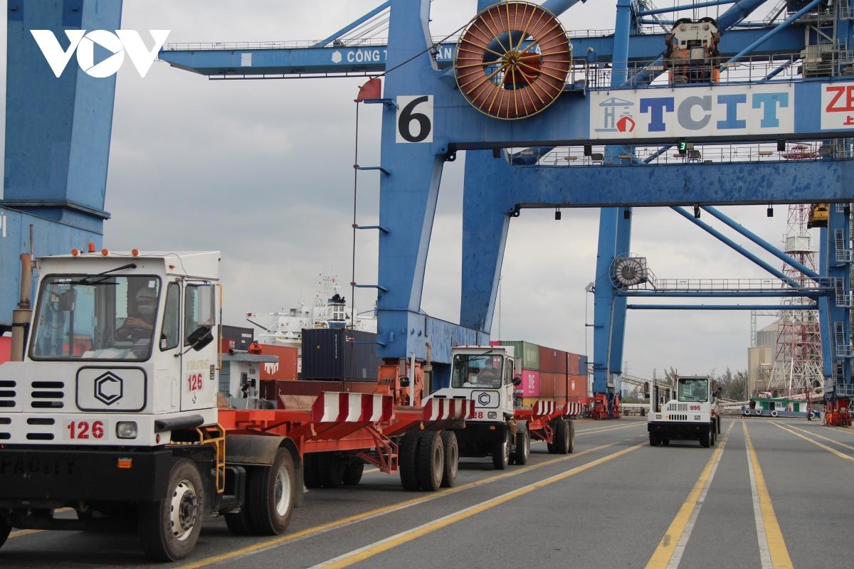Thủ tướng: Cảng Cái Mép - Thị Vải phải thành cảng biển đẳng cấp thế giới - Ảnh 1