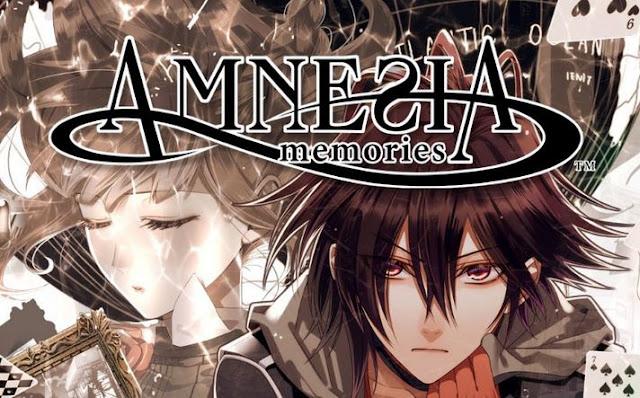 Anime Amnesia Terbaik dari Visual Novel
