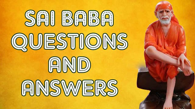 Shirdi SaiBaba Answers