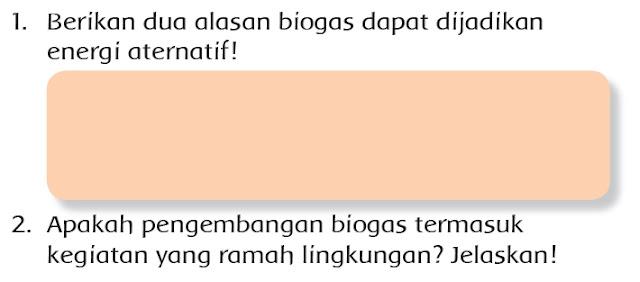 Kunci Jawaban Halaman 141 Tema 6 Kelas 3