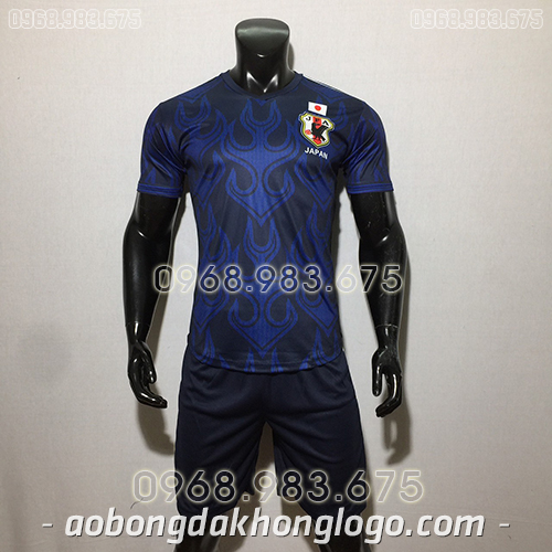 Áo đội tuyển Nhật bản training màu tím than 2020