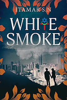 White Smoke - a feminist human rights novel book promotion by Itamar S.N.