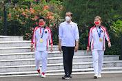 Ini Rincian Hadiah Presiden Jokowi untuk Atlet Indonesia di Olimpiade Tokyo