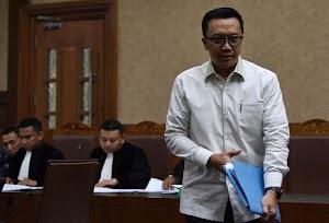KPK Tetapkan Menpora Imam Nahrawi Tersangka Kasus Dana Hibah KONI