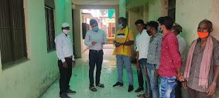 जयस संगठन ने की आवास योजना की राशि बढ़ाने की मांग