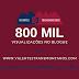Chegamos às 800 mil visualizações no Blogue Valentes Transmontanos