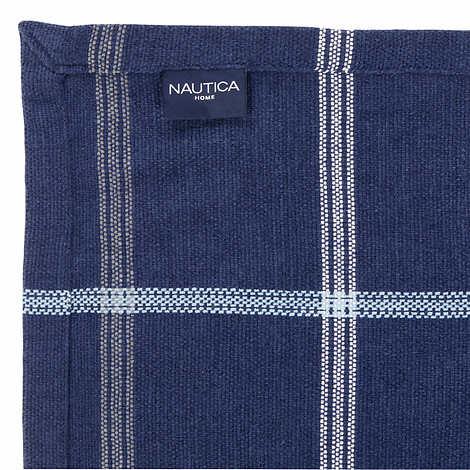 Nautica chenille Benchley throw blanket