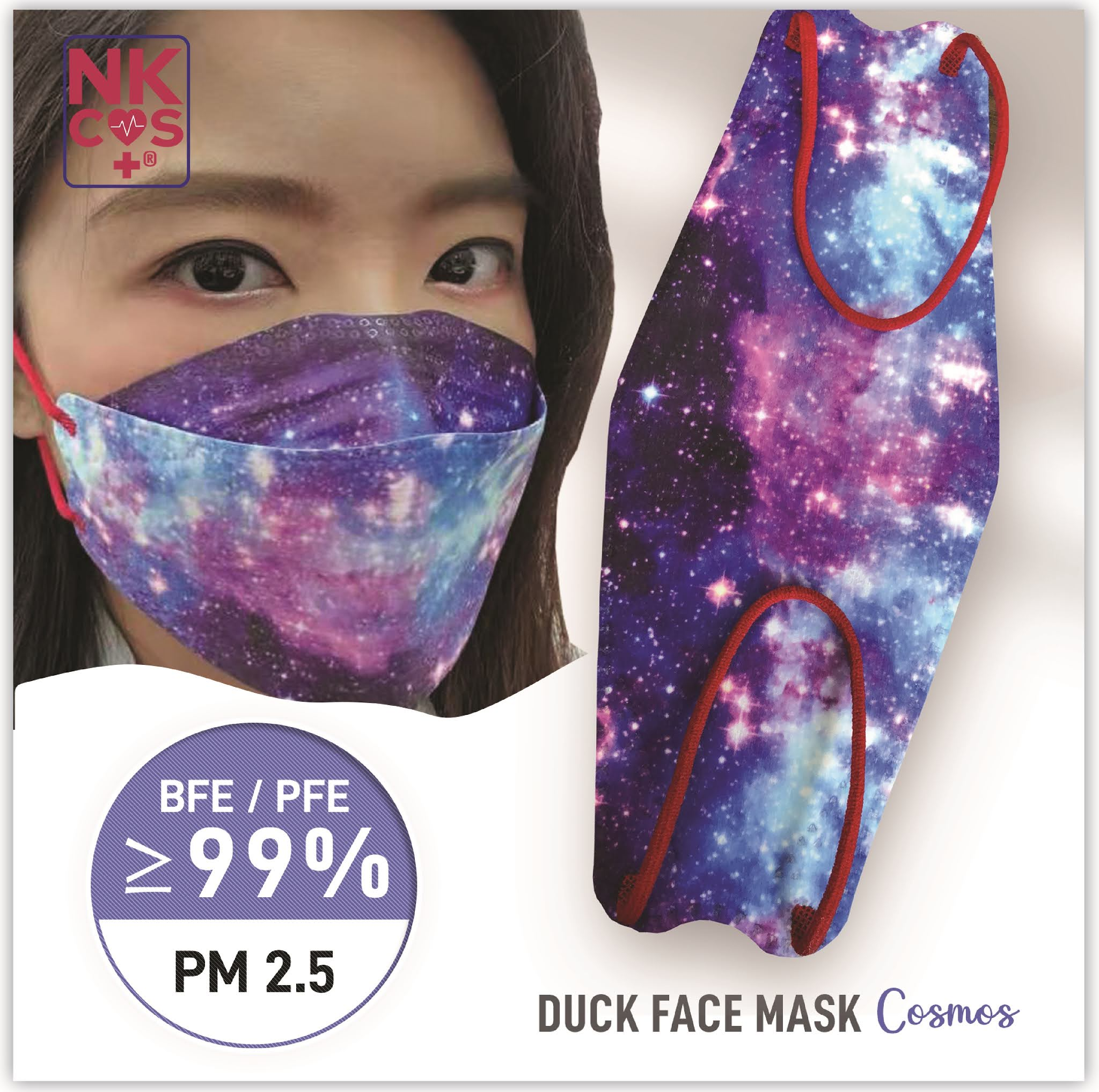 High Quality Duck Style Face Masks