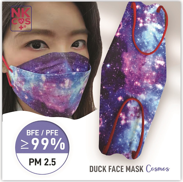 High Quality Duck Style Face Masks #infographic #Face Masks #infographics #Health