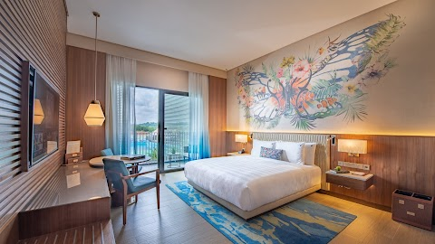 HARD ROCK HOTEL DESARU COAST PERKENAL PROGRAM SAFE + SOUND
