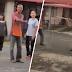 (Video) Anak-anak bergaduh, mak bapak pula melebih-lebih bawa samurai