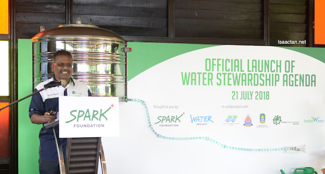 Official Launch of Water Stewardship Agenda