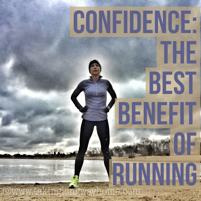 Confidence: The Best Benefit of Running